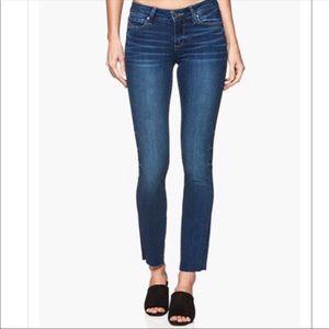Anthropologie - skyline ankle peg denim jeans